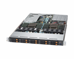 Supermicro Server 1028U-TN10RT+ Front Top