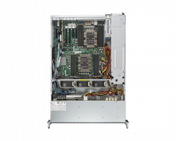 Supermicro Storage Server 2029P-E1CR24H/L Top