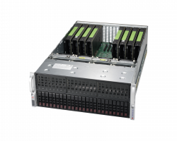 Supermicro GPU Server 4028GR-TR2/TRT2 Front Top