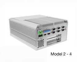 Blue Line Fanless FPC-7100 - Model 2 - 4