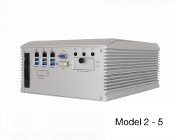 Blue Line Fanless FPC-7100 - Model 2 - 5
