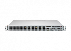 Supermicro Embedded Server 1019S-M2 Front
