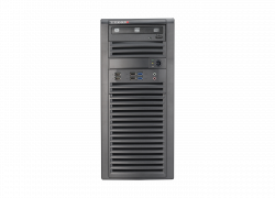 Supermicro Workstation 5038A-iL Front