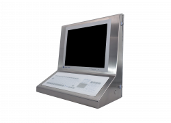 "19"" Operator Station PC for cleanroom"