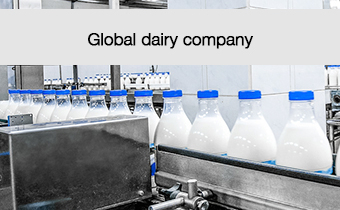 Global dairy company